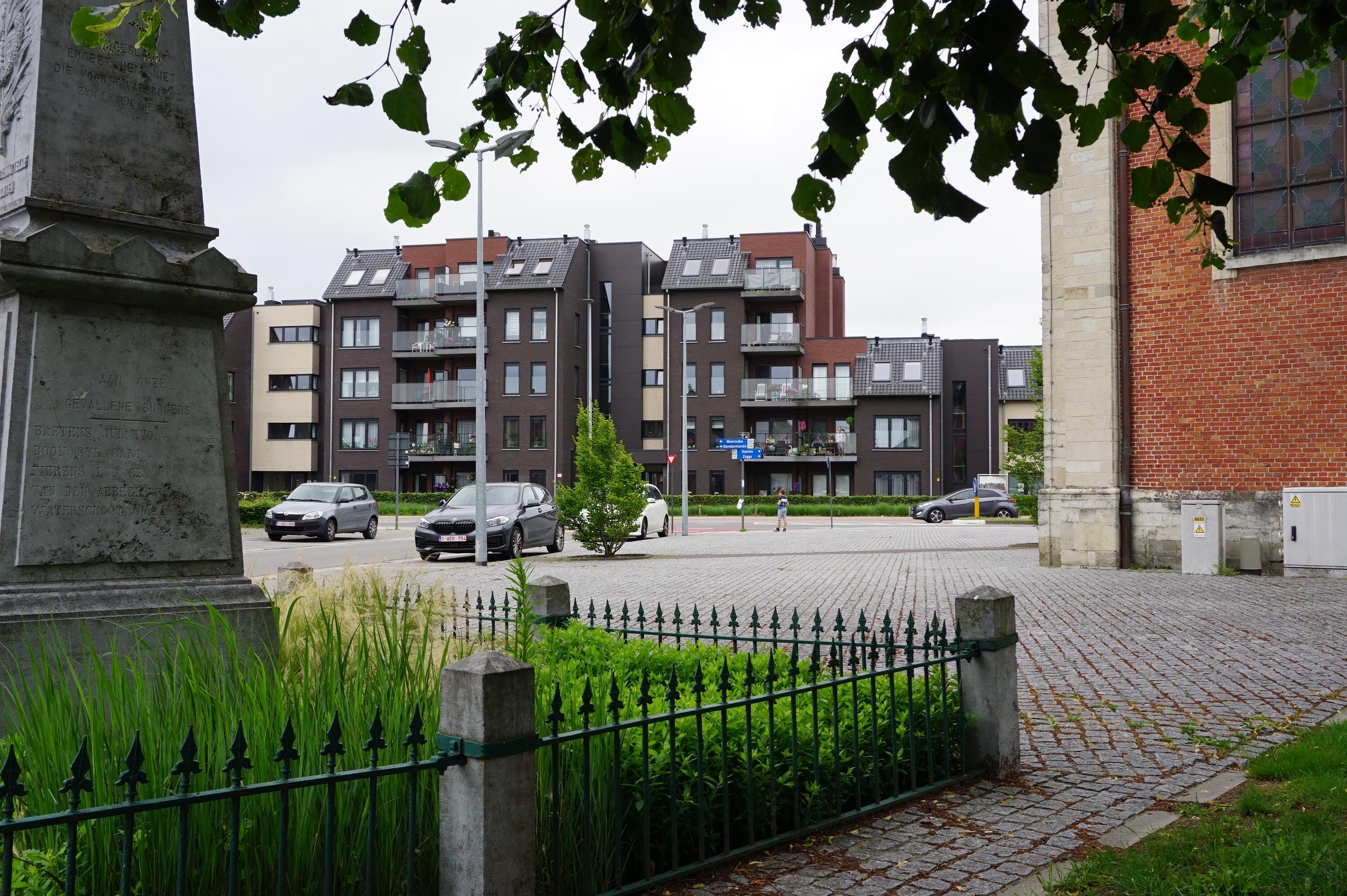 Appartement Grembergen